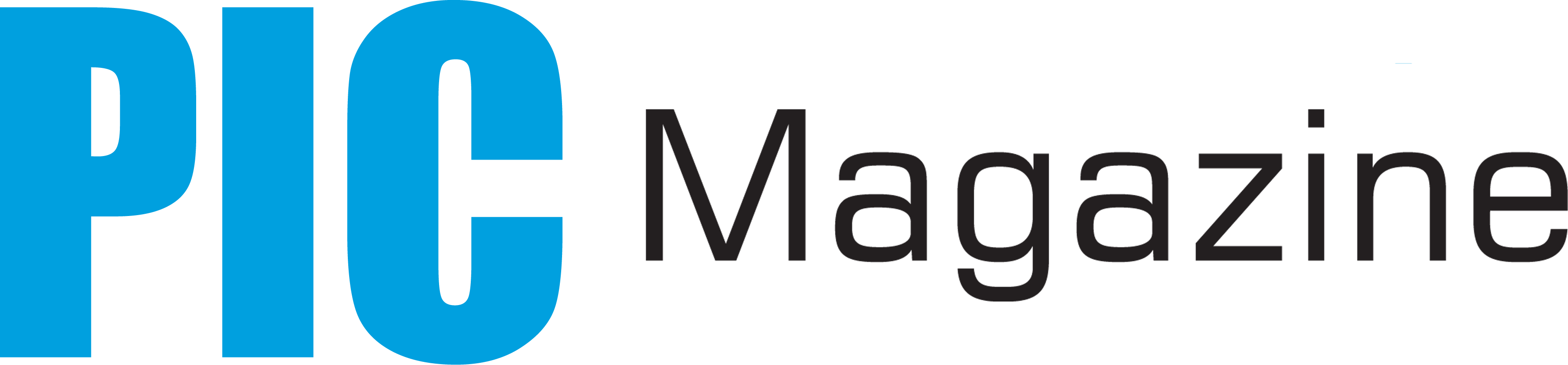 PIC Magazine Logo